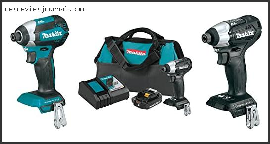 Top Best Makita Xdt131 Review With Expert Recommendation